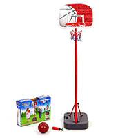 Стойка баскетбольная (мобильная) детская высота стойки до 166 см 20881G