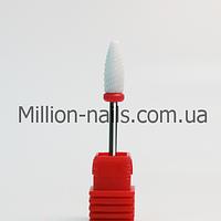 Насадка для фрезера, керамическая, конус (F)