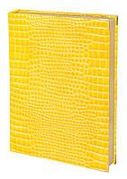 "Ежедневник А5 недат. ""Kamani"", 418 стр., банановый"