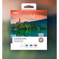 Creative  3 Landscape  Kit (GND 121S, Blue 123S, Tobacco125S)