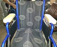 Чехол спинки/сидения на инвалидную коляску