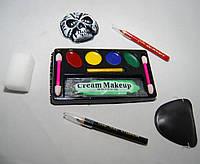 """Краска для лица - грим """"Вампирский набор""""- палитра красок для вашего образа!"""