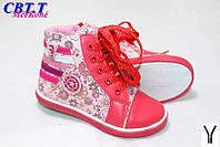Детская демисезонная обувь бренда Meekone для девочек (рр. с 26 по 30)