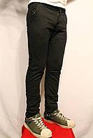 Зимние черные штаны на флисе для подростков от 8-16 лет.(по росту 146-176см.) Фирма-Smile Польша.