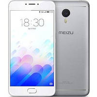 Смартфон Meizu M3 Note 16GB Silver UA