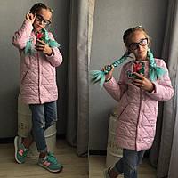 Куртка детская,Ткань плащевка,подкладка атлас,утеплитель синтепон 150 5 расцветок клав №300-400