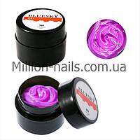 Bluesky, гель-паста 5d 8ml (с липким слоем) цвет фиолетовый, №01