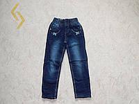 Джинсовые брюки для девочек TAURUS 110-140 p.p.
