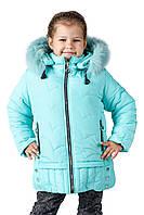Куртка для девочеки КД-01 Бирюза