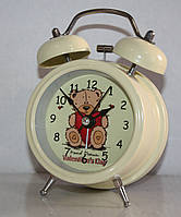 Будильник Мишка Тедди