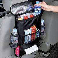 Сумка-холодильник с креплением на спинку сиденья автомобиля