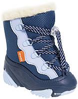 Теплые зимние сапоги для детей Demar 24-25 (15.8 cm) , фото 1