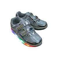 Кроссовки светящиеся Camo