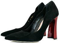 Стильные женские туфли на каблуке Bravo Moda