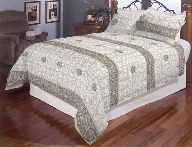 Маленькие круги полуторное постельное белье Gold, фото 2
