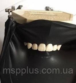 Платки для коффердама Fiomex Begreat Black medium 36шт/уп, черный - MSP+  в Харькове