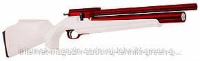 Винтовка PCP Zbroia Хортиця 330/180 (кал. 4,5 мм) белый/красный