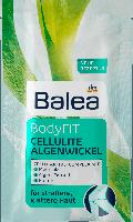Средство от целлюлита обертывание водорослями тела Balea BodyFIT Algenwickel 100 мл