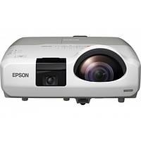 Короткофокусный проектор Epson EB-431i (3LCD, XGA, 3000 ANSI lm)