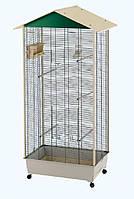 Ferplast Nota - вольер для канареек и маленьких птиц 82x58x166см
