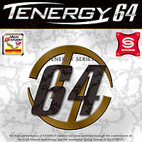 Накладка Butterfly Tenergy 64 2.1 мм, красная