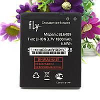 Аккумулятор (батарея) BL6409 для мобильных телефонов Fly iQ4406