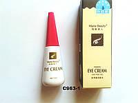 С963-1 Белый клей для ресниц, век и декора 12 мл, EYE CREAM