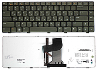 Клавиатура для ноутбука Dell XPS 15 L502X Inspiron N411z N4110 N4050 N5050 M4110 M5040 раскладка RU, подсветка