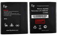 Аккумулятор (батарея) BL8002 для мобильных телефонов Fly iQ4490i