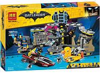 Конструктор Бэтмен Нападение на Бэтпещеру 10636