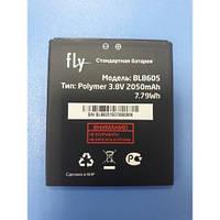 Аккумулятор (батарея) BL8605 для мобильных телефонов Fly FS502 Cirrus 1
