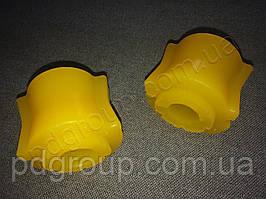 Втулка стабилизатора переднего d=21мм Fiat Fiorino, Fiat Linea, Peugeot Bipper (OEM 5094.C8, 51 785 487)