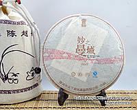 """Китайский чёрный чай - Шу пуэр """"Ман Мяо Джи Чен"""", 2013 год"""