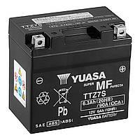 Аккумулятор (АКБ) 6Ah 12V AGM YUASA TTZ7S