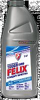 Тосол FELIX EURO ✔ -35°C ✔ цвет: синий ✔ емкость: 1л.