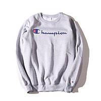 Свитшот Champion Sweatshirt мужской с принтом Размер L