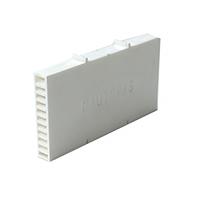 Вентиляционно-осушающая коробочка BAUT белая 115*60*10 мм