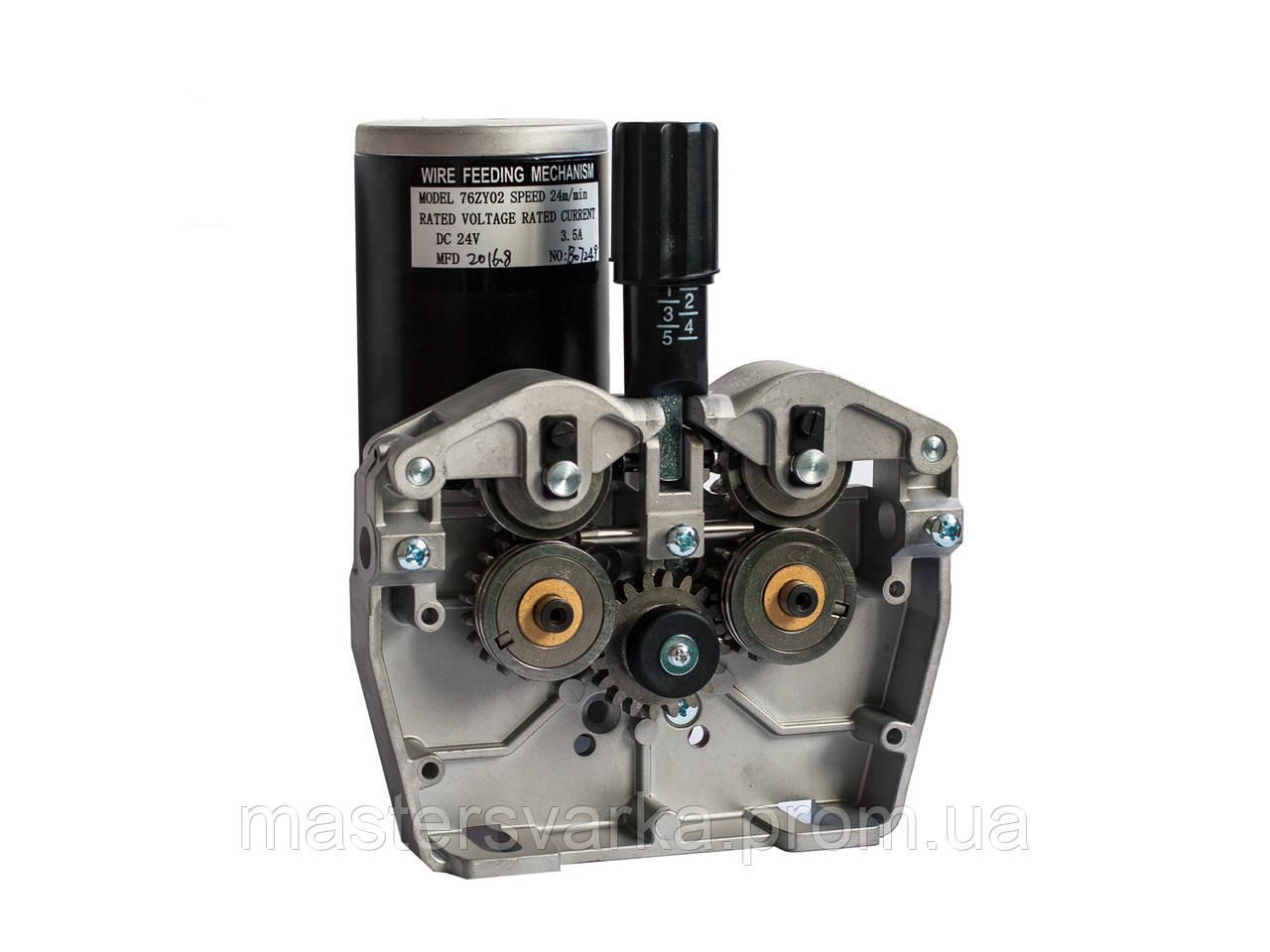Механизм подачи проволоки для полуавтомата SSJ-7  (80 Вт)
