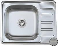 Кухонная мойка из нержавеющей стали Galati Douro Decor 7208