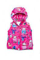 Куртка демисезонная для девочки Animals