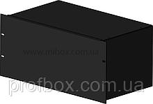 Корпус металевий Rack 5U, модель MB-5260S (Ш483(432) Г262 В220) чорний, RAL9005(Black textured)
