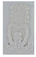 """Свадебная свеча """"Семейный очаг"""" (11*5 см)"""