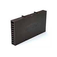 Вентиляционно-осушающая коробочка BAUT коричневая 115*60*10 мм