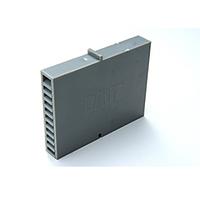 Вентиляционно-осушающая коробочка BAUT светло серая 80*60*10 мм
