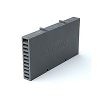 Вентиляционно-осушающая коробочка BAUT серая 115*60*10 мм