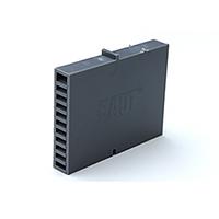 Вентиляционно-осушающая коробочка BAUT серая 80*60*10 мм