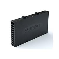 Вентиляционно-осушающая коробочка BAUT черная 115*60*10 мм