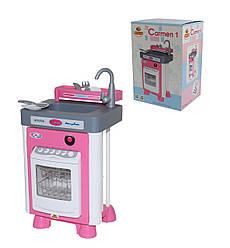 Набор Полесье Carmen №1 с посудомоечной машиной 57891