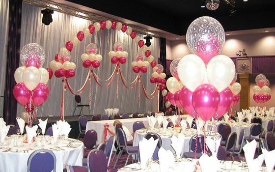 арки з повітряних кульок
