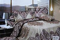 Полуторный комплект постельного белья Bellagio Sateen MV-074